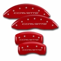 C7 Corvette Stingray Brake Caliper Cover Set