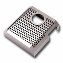 C7 Corvette Stingray Brake Master Cylinder Cover Polished - Perforated : Manual