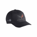 C7 Corvette Stingray Cap : Charcoal - Ralph White Merchandising NC175