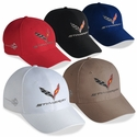 C7 Corvette Stingray Cap Embroidered - Ralph White Merchandising GB869
