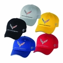 C7 Corvette Stingray Car Color Matching Hat/Cap - Embroidered