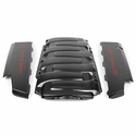 C7 Corvette Stingray Carbon Fiber Engine Covers : LT1