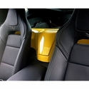 C7 Corvette Stingray Coupe Waterfall Extension w/ Compartment Door - Custom Painted