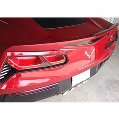 C7 Corvette Stingray Custom Painted Z51 Rear Spoiler