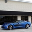 C7 Corvette Stingray Custom Side Graphic Sport Fade - click to enlarge