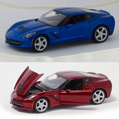 C7 Corvette Stingray Diecast 1:24