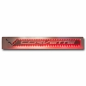 C7 Corvette Stingray Door Sill Overlay with LED Lighting Kit - Brushed