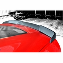 C7 Corvette Stingray GTX Rear Spoiler - Fiberglass