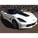 C7 Corvette Stingray Hood Stinger Stripe / Decal : GM Accessories