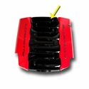 C7 Corvette Stingray Intake Manifold Plenum Cover GM - Custom Painted Smooth