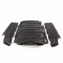 C7 Corvette Stingray Intake Manifold Plenum & Valve Covers - Carbon Fiber