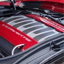 C7 Corvette Stingray Intake Plenum Accent 8 Pc. : Carbon Fiber