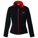 C7 Corvette Stingray Ladies Matrix Soft Shell Jacket