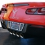 C6 & C7 Corvette Stingray Billet License Plate Frame - click to enlarge