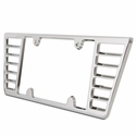 C6 & C7 Corvette Stingray Billet License Plate Frame