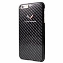 C7 Corvette Stingray Logo - Hardcase iPhone 6 or iPhone 6 PLUS Case : Carbon Fiber
