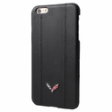 C7 Corvette Stingray Logo - iPhone 6 Hardcase : Leather
