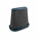 C7 Corvette Stingray LT1 - AIRAID Direct-Fit Replacement Air Filter : Dry Filter - Black