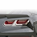 C7 Corvette Stingray Matrix Back-Up Light Grilles