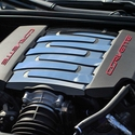 C7 Corvette Stingray Plenum Cover 9 Pc. Polished