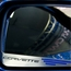 "C7 Corvette Stingray Side View Mirror with ""CORVETTE"" Script 2Pc : Standard Mirror"