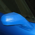 C7 Corvette Stingray Speed Lingerie Mirror Covers