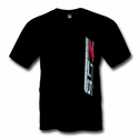 C7 Corvette Stingray Supercharged Z06 T-shirt : Black