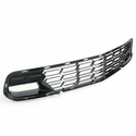 C7 Corvette Z06 Front Grille - Carbon Flash