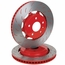 C7 Corvette Z51 Powder Coated Rotors / Red - click to enlarge
