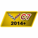 C7, C7 Z06 New Products (2014+)