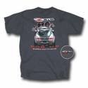 Charcoal C6 Z06 Be Careful What You Ask For T-Shirt