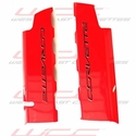 Corvette 2014 C7 Painted Body Color Fuel Rail Covers (Textured)