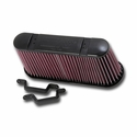 Corvette Air Filter K&N Replacement : 2006-2013 Z06 LS7, C6 LS3