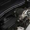 Corvette Air Intake System - Callaway Honker : 2008-2013 C6 LS3 with MagnaCharger