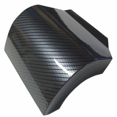 Corvette Alternator Cover - Carbon Fiber Look : 2006-2013 C6,Z06,ZR1,Grand Sport