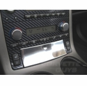 Corvette Aluminum Trim - Ash Tray Door (05-12 C6)