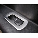 Corvette Aluminum Trim - Pass Window Button (05-12 C6)