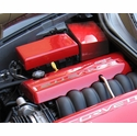 Corvette Battery Cover (06-12 C6) - Unpainted