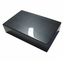 Corvette Battery Cover - Carbon Fiber Look (06-13 C6) - C5 Central CF183