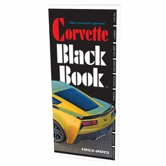 Corvette Black Book : 1953-2015
