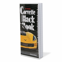 Corvette Black Book : 1953-2016