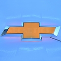 Corvette - Bowtie Shaped - Backlit Neon Sign
