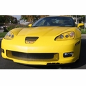 Corvette Bra - Speed Lingerie Color Matched With License Plate Pocket : 2006-2013 C6Z06, Grand Sport
