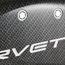 Corvette Brake Caliper Cover Set (4) - Carbon Fiber Look : 2006-2013 Z06,Grand Sport Only