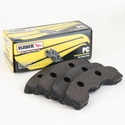 Corvette Brake Pads - Hawk CERAMIC - 1 Pc : 2006-2013 Z06 & Grand Sport (Front Set)