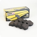Corvette Brake Pads - Hawk CERAMIC - 1 Pc : 2006-2013 Z06 & Grand Sport (Rear Set)