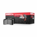Corvette Brake Pads - Hawk High Performance Street 5.0 - Rear : 1997-2013 C5,C6