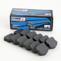 Corvette Brake Pads - Hawk HPS (Street) Front Original Multi-Piece