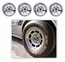 Corvette C3 Aluminum Wheels 1978 Pace - Set of 4 - click to enlarge