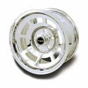 Corvette C3 Chromed Repro Aluminum Wheels 1976-1982 - Set of 4